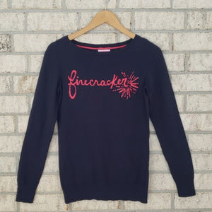 Lilly Pulitzer Merielle Firecracker Sweater